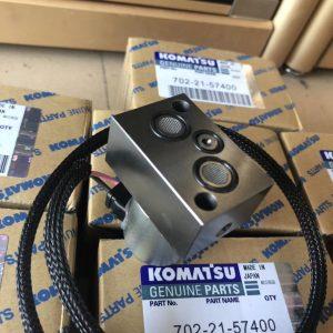 702-21-57400 Komatsu pilot valve